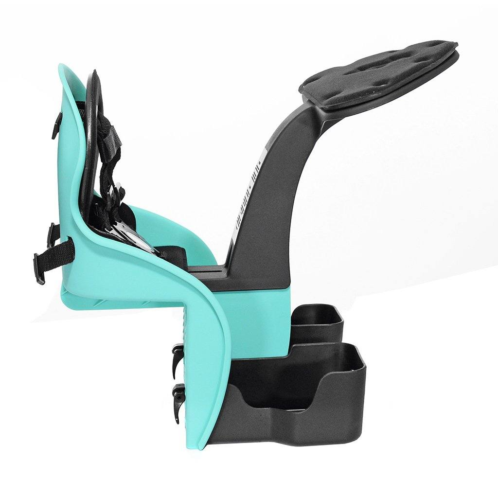 Kazam Wallaby Classic Mint Child Bike Seat