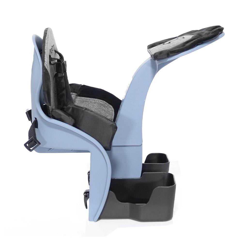 Kazam Wallaby Deluxe Slate Blue Child Bike Seat