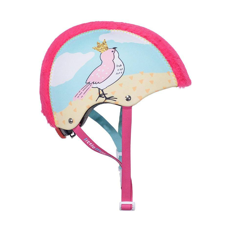 LittleMissMatched Furrr-Tastic Birdie Multi-Sport Child's Helmet