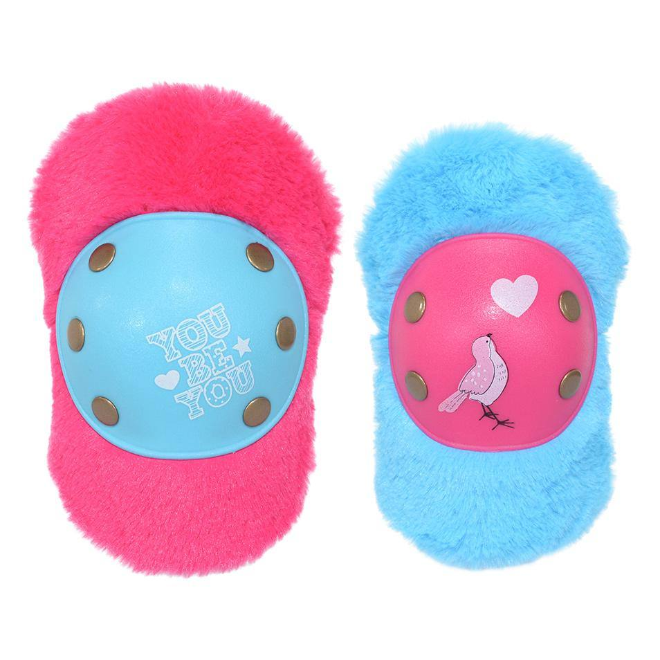 LittleMissMatched Furrr-Tastic Birdie Multi-Sport Child's Pad Set