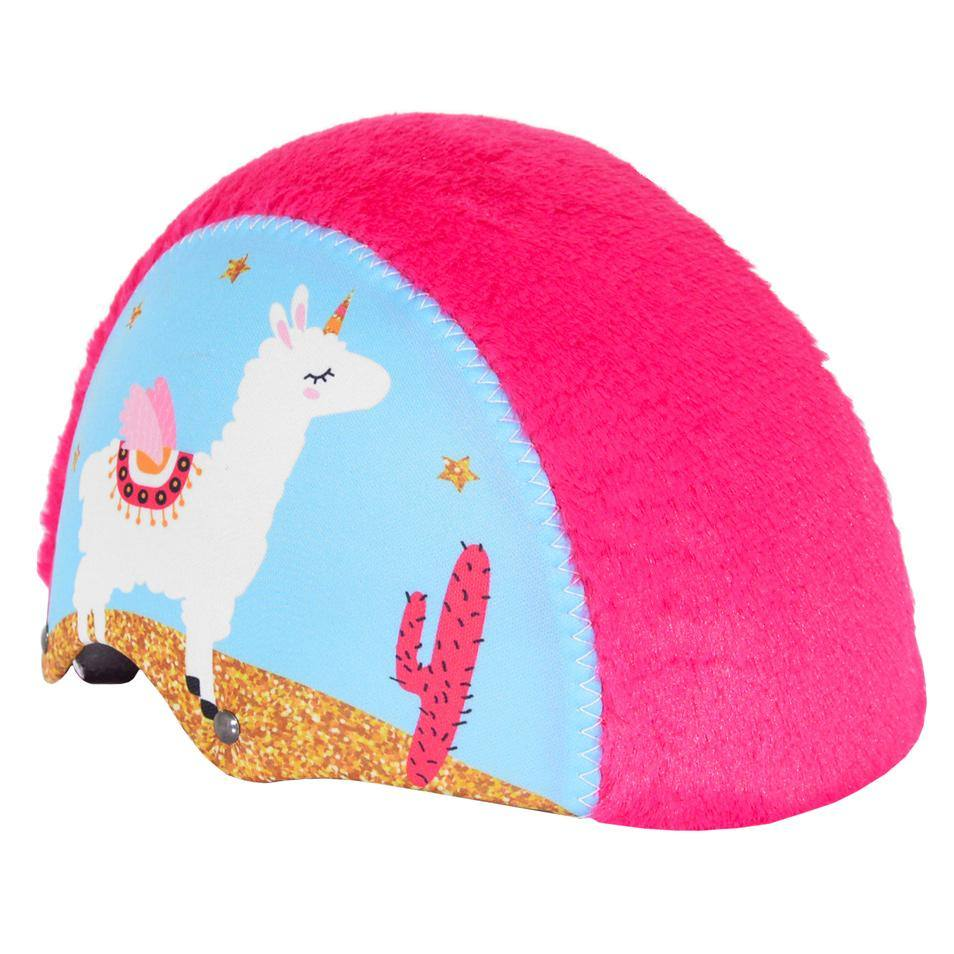 LittleMissMatched Furrr-tastic Llamacorn Multi-Sport Child's Helmet