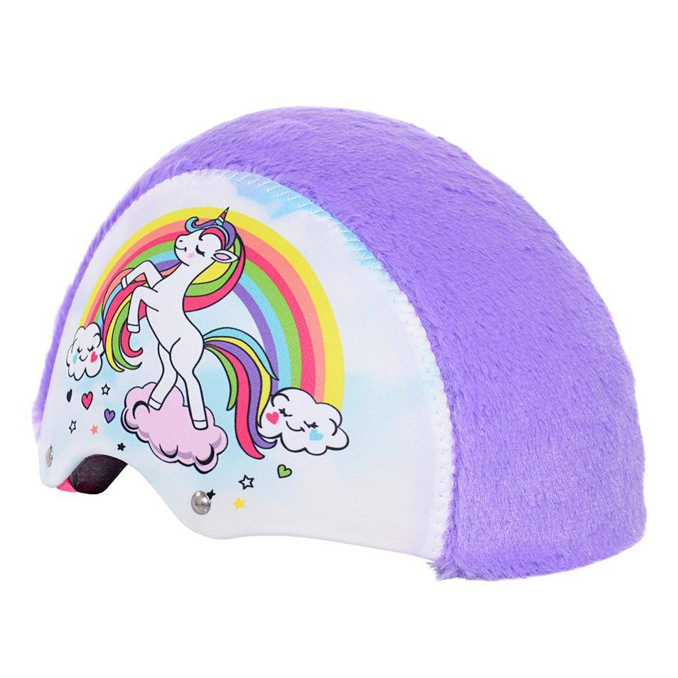 LittleMissMatched Furrr-Tastic Unicorn Multi-Sport Child's Helmet