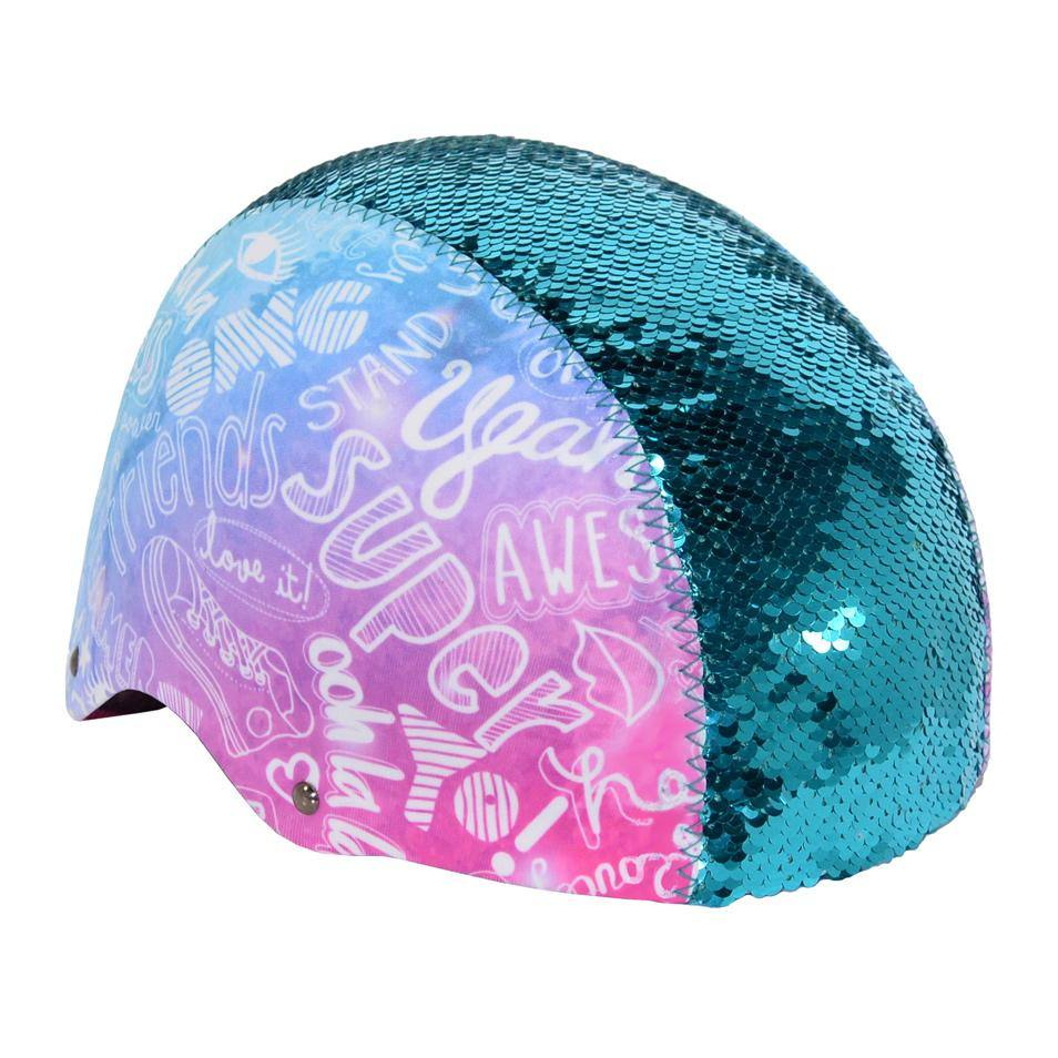 LittleMissMatched Magic Sequin Multi-Sport Child's Helmet
