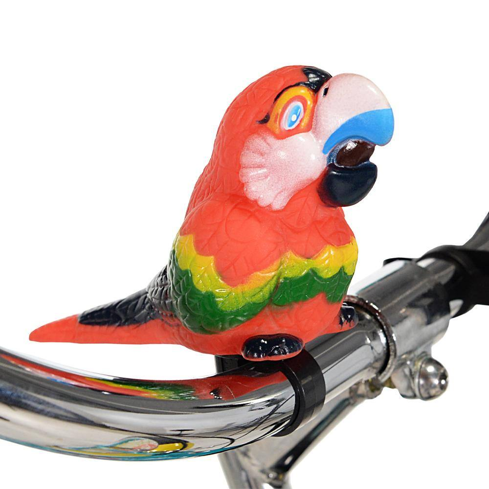 Margaritaville Multi-Colored Parrot Bike Horn
