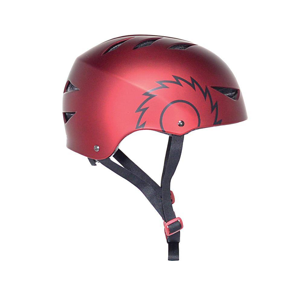 Razor Cherry Red Multi-Sport Youth Helmet