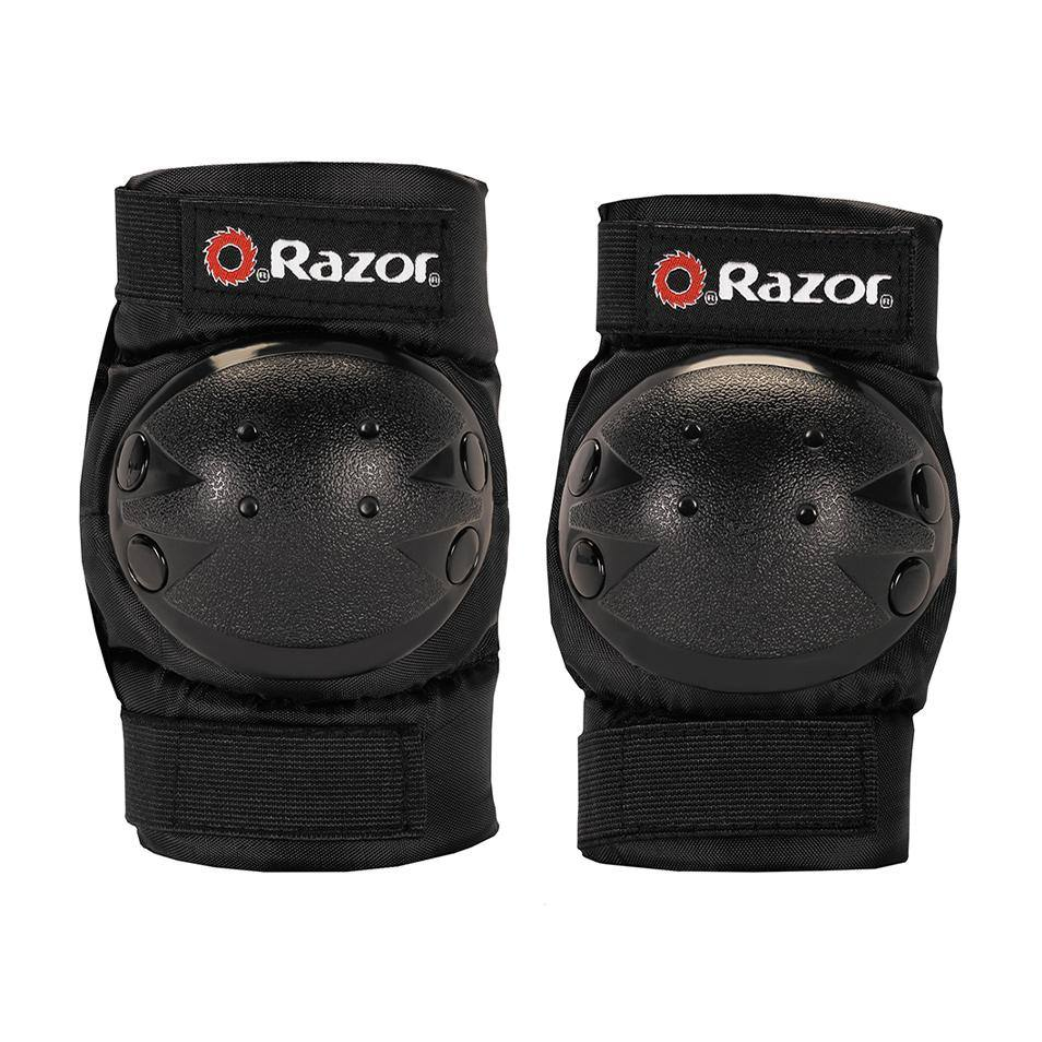 Razor Basic Black Multi-Sport Child & Youth Pad Set