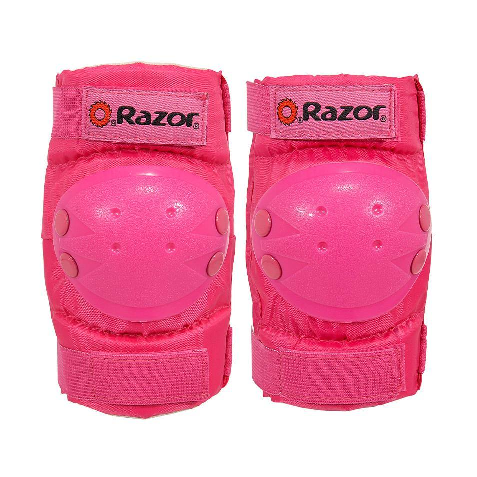 Razor Basic Pink Multi-Sport Child Pad Set