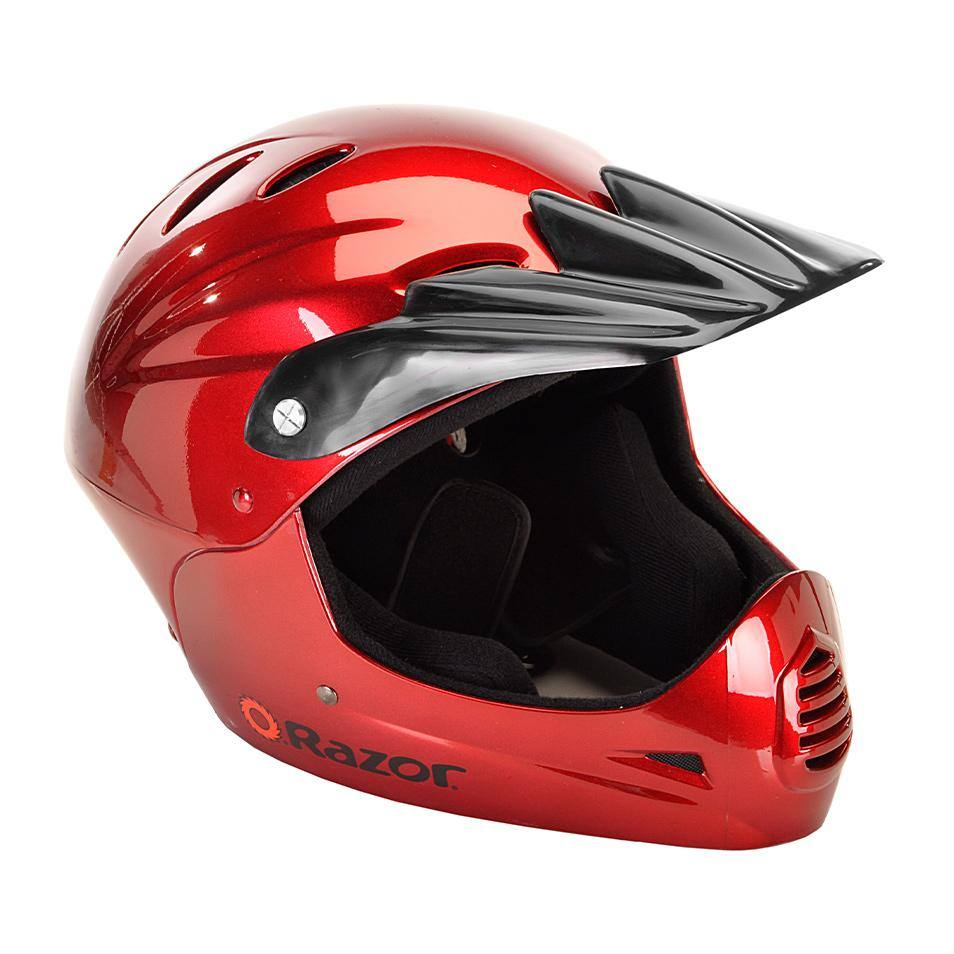 X-Games Youth Full Face Helmet For  Head size: 22-23.5
