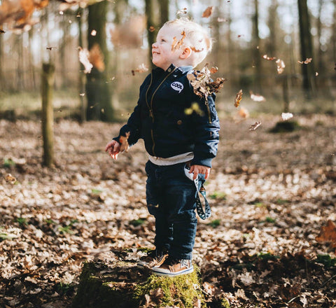 Autumn/Fall Fashion Trends and Tips for Children