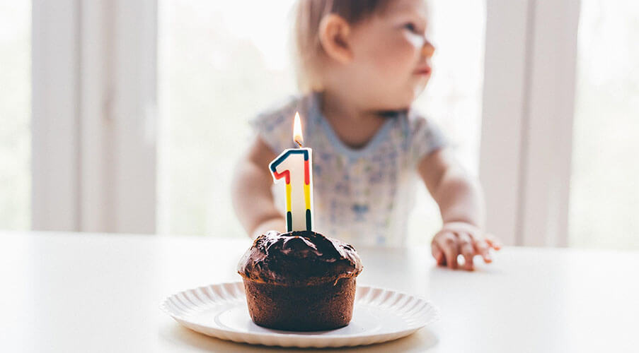 Tips for Making Your Baby's First Birthday Special, When in Lockdown