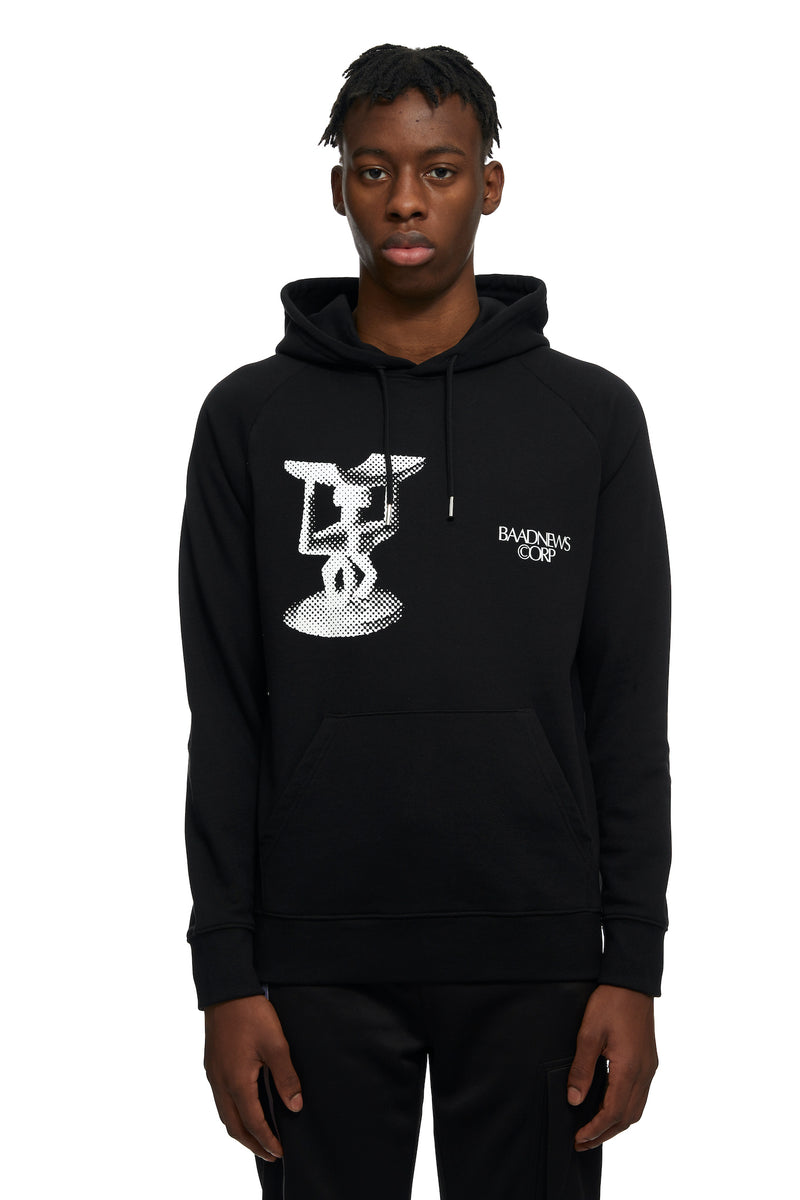 HTOWN, BAADNEWS, BAADNEWS MENSWEAR, HTOWN BAADNEWS, BAADNEWS HOODIE, THE WORLD IS LIKE A MASK HOODIE, COTTON, PRINTED HOODIE, RAGLAN HOODIE,  LONDON DESIGNER, LONDON BOUTIQUE, SPRING SUMMER 2021, SS21, LUXURY DESIGNER, LUXURY FASHION, MEN'S LUXURY HOODIE, LUXURY HOODIE, LUXURY PRINTED HOODIE