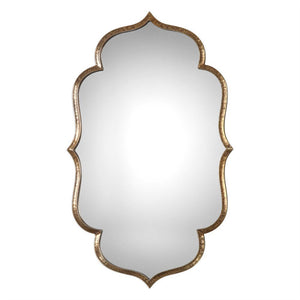 Mirror - Arabesque Shape