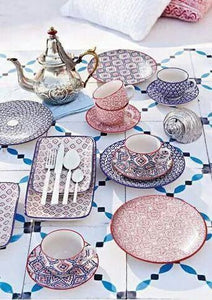 Moroccan Tea Assortment - Ceramics