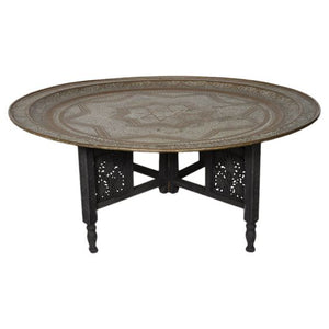 Moroccan Tray Coffee Table