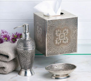 Moroccan Bathroom - Accessories