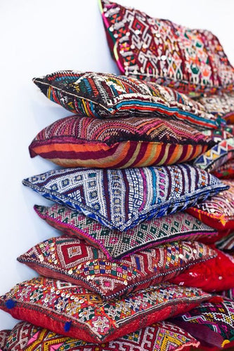 Moroccan Pillow - Berber