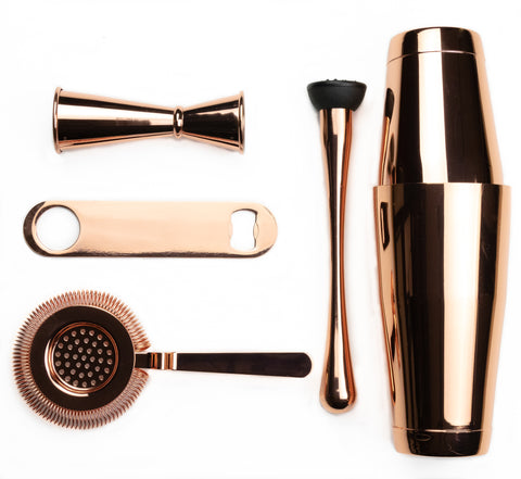 Shaker boston copper kit