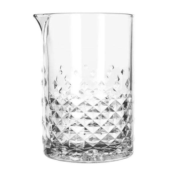 Carat Mixing Glass 750ml