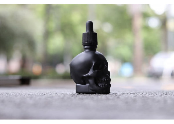 Gotero Bitter Skull Black 30ml