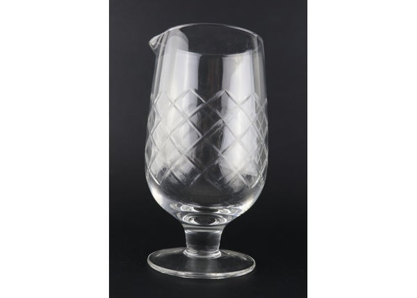 Mixing Glass 30 oz diamante