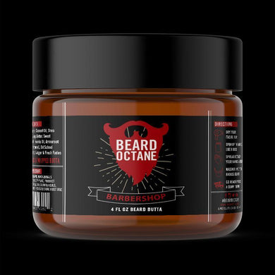 Beard Octane Barbershop Beard Butta