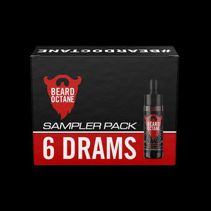 Beard Octane Beard Oil Dram Sampler Pack