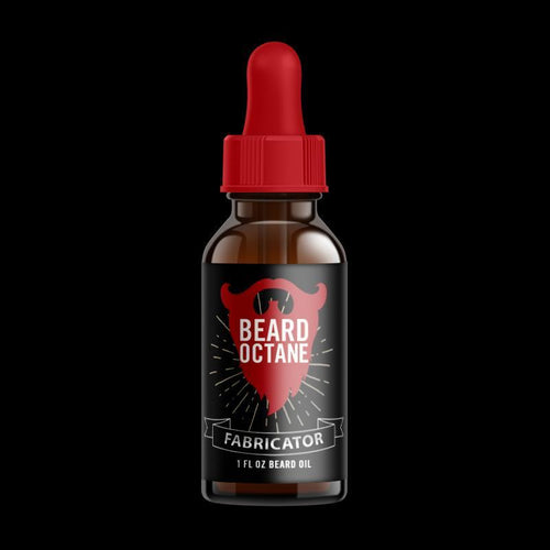 Beard Octane Fabricator Beard Oil