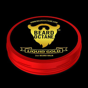 Beard Octane Liquid Gold Beard Balm