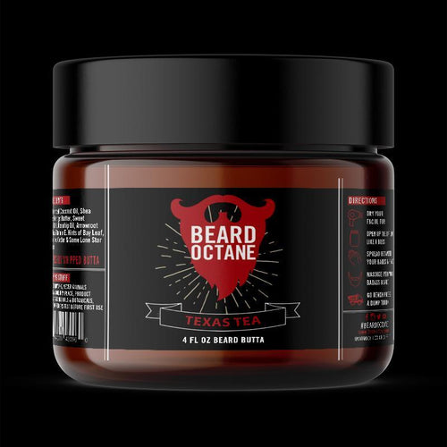 Beard Octane Texas Tea Beard Butta