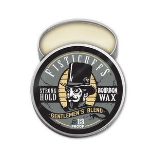 GBS Gentlemen`s Blend Strong Hold Wax 30ml