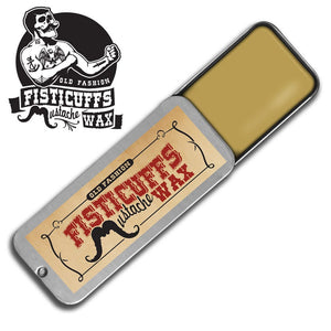 GBS Fisticuffs Old Fashioned Mustache Wax 15g