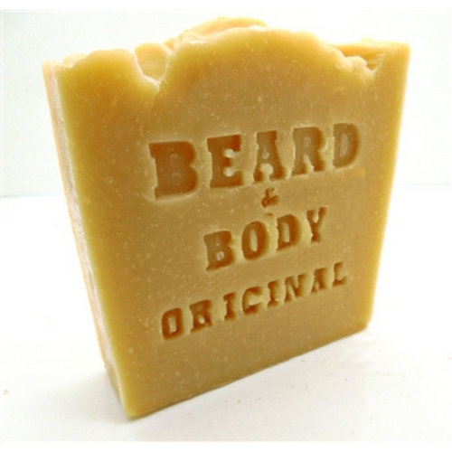 Honest Amish Original Beard & Body Soap