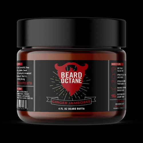 Beard Octane Ginger Jamboree Beard Butta