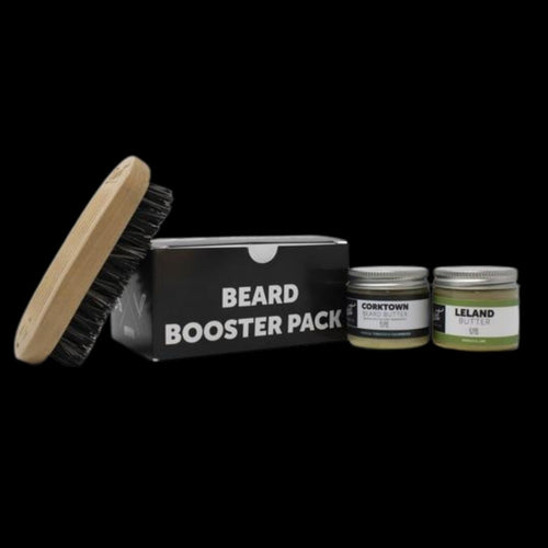 Detroit Grooming Co. Beard Booster Pack