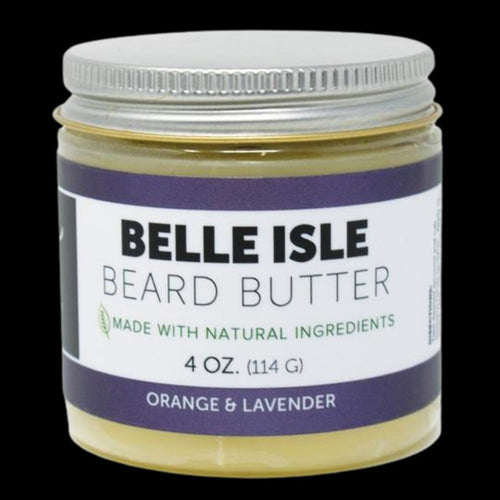 Detroit Grooming Co. Belle Isle Beard Butter