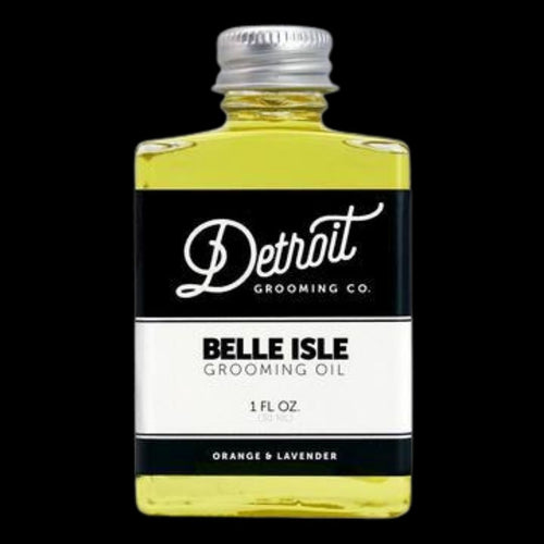 Detroit Grooming Co. Belle Isle Beard Oil