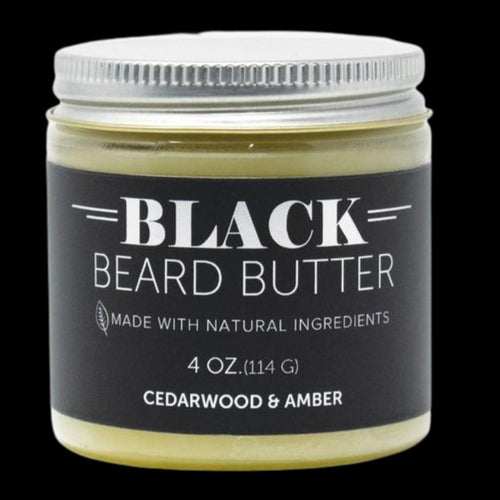 Detroit Grooming Co. Black Beard Butter