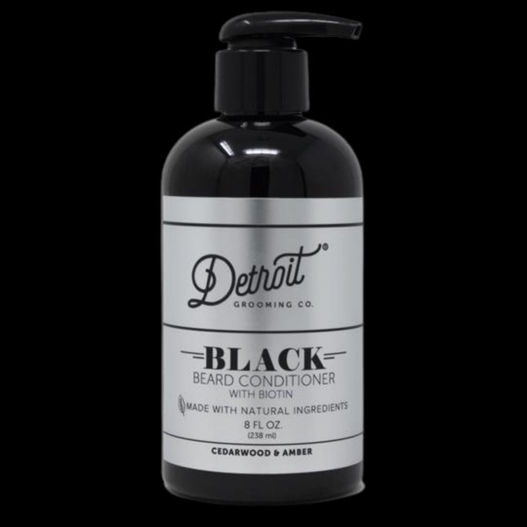 Detroit Grooming Co Black Beard Conditioner