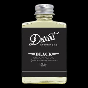 Detroit Grooming Co Black Beard Oil