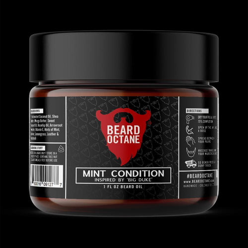 Beard Octane Mint Condition Beard Butta