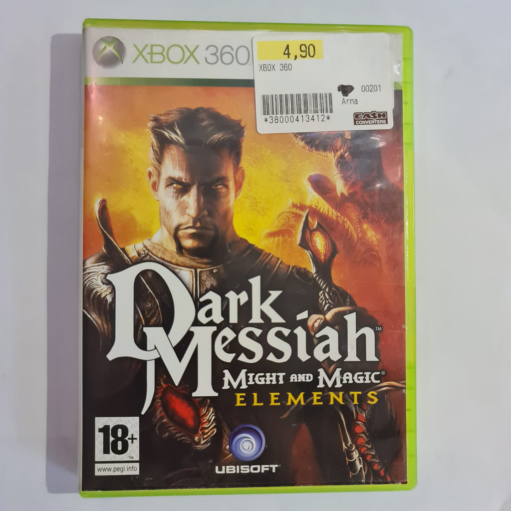 Jeu Xbox 360 Dark Messiah