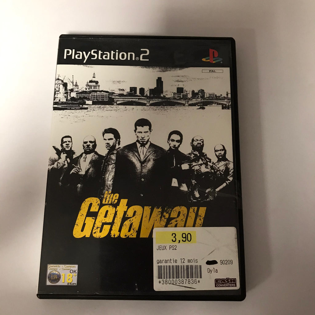 Jeu PS2 The Gateway