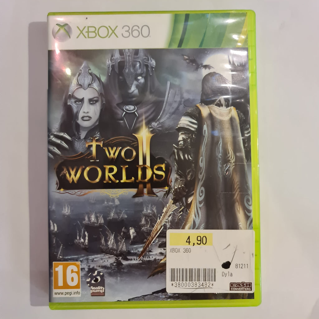 Jeu Xbox 360 Two Worlds