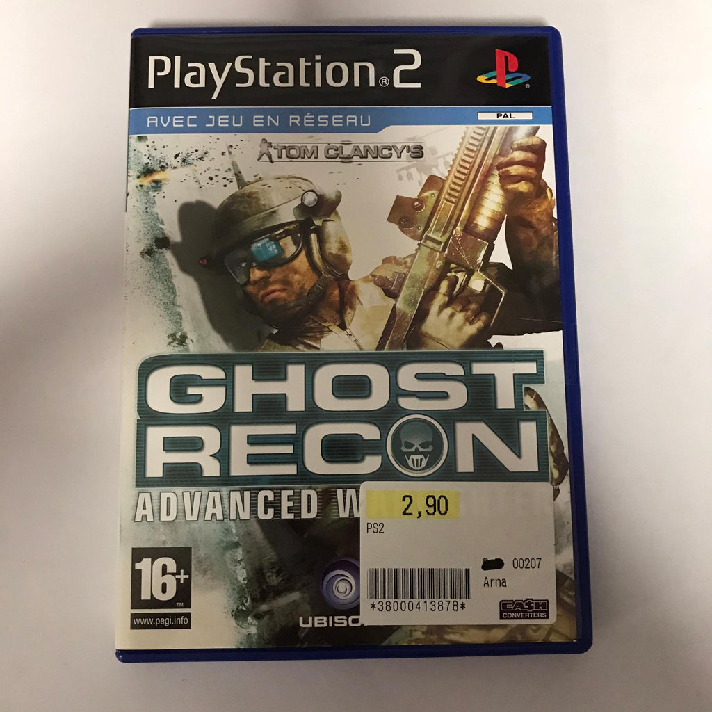 Jeu PS2 Ghost recon