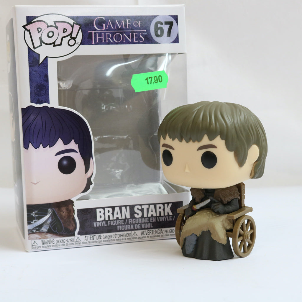 FIGURINE POP N°67 BRAN STARK
