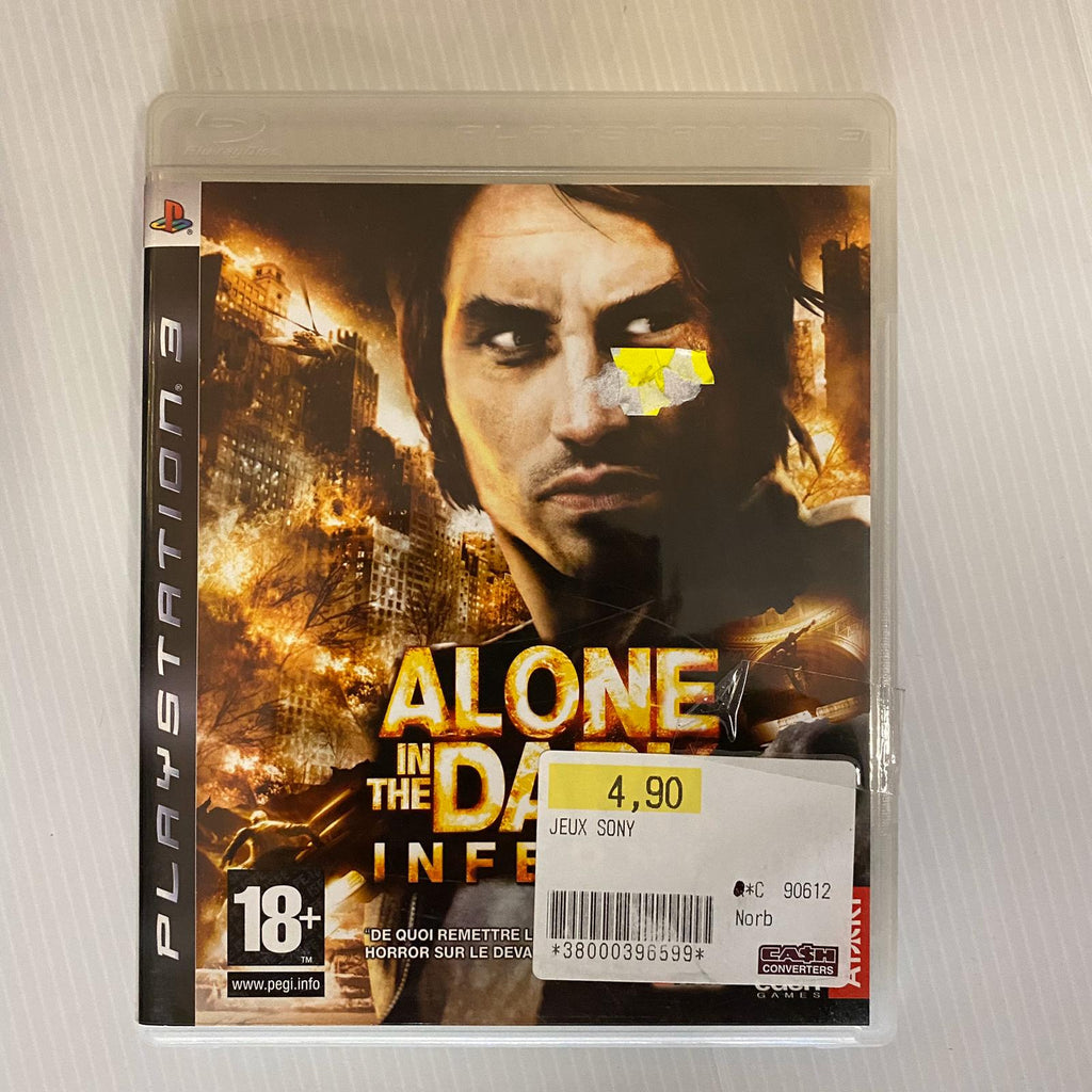 Jeu PS3 Alone in the dark inferno