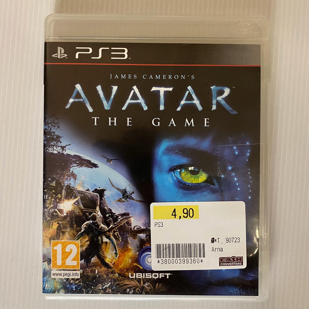 Jeu PS3 Avatar The Game