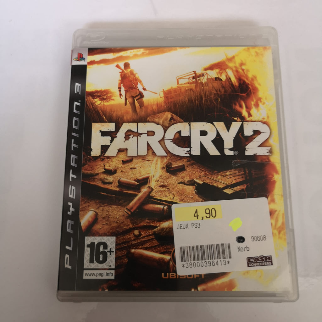Jeu PS3 Farcry 2