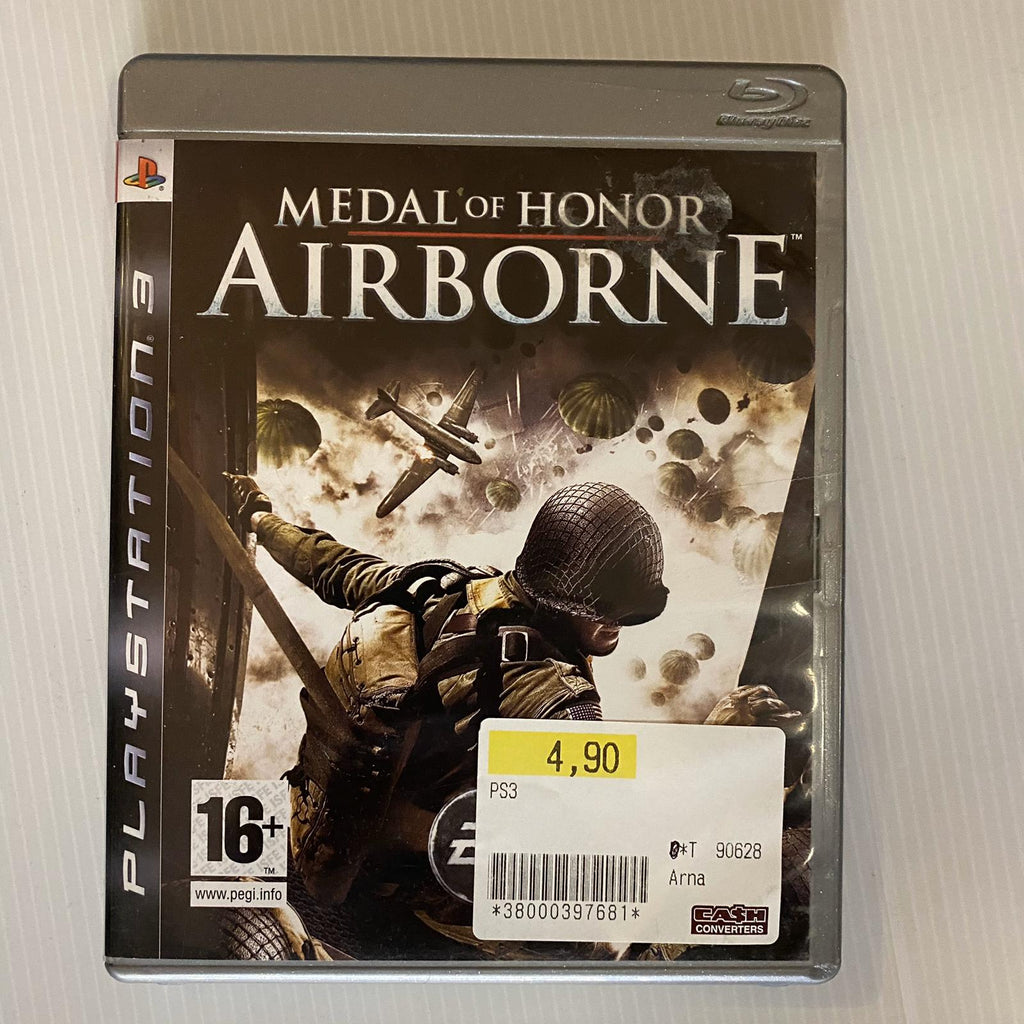 Jeu PS3 Medal Of Honor Airborne