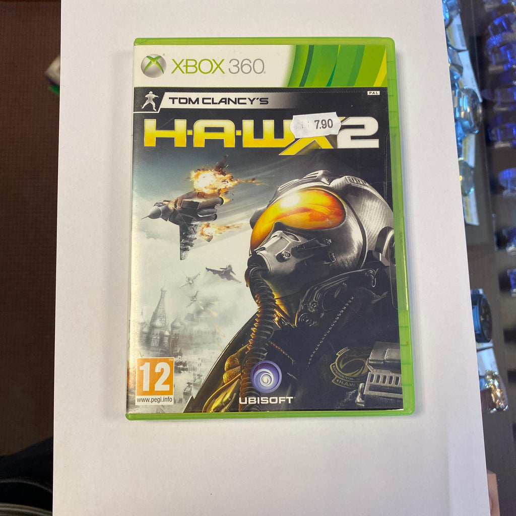 Jeux Xbox 360 Tom clancy's H.A.W.X 2